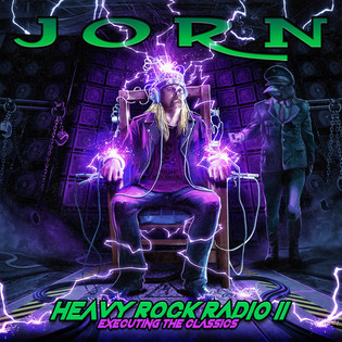 "JORN will release ""Heavy Rock Radio II - Executing The Classics"" January 24, 2020"