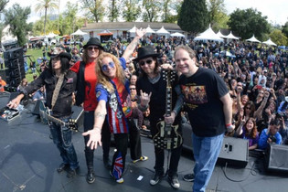STEVEN ADLER's All-Star Band, DIO DISCIPLES To Perform At Fourth Annual 'Ride For Ronnie&#39