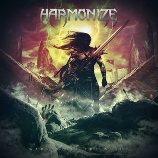 """""""Warrior In The Night"""" the new album from HARMONIZE out now"""