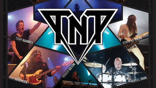 TNT To Release 'Encore - Live In Milano' CD, DVD And Blu-Ray Feat. TONY HARNELL