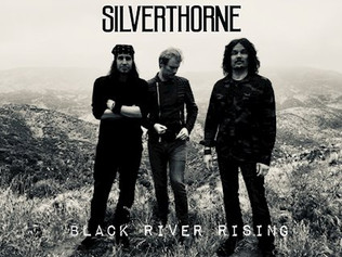 SILVERTHORNE (feat. Brian Tichy, Pete Shoulder) release new video 'Black River Rising'