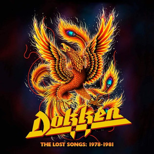 DOKKEN's 'The Lost Songs: 1978-1981' Due In August