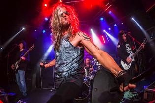 Hollywood's own Angel City Rockers drop debut album