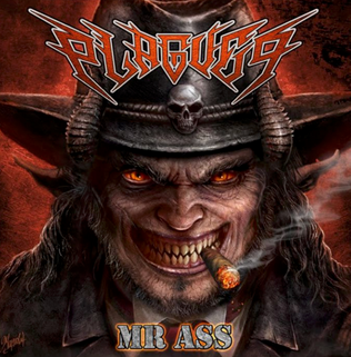 Plague 9: Debut EP Mr Ass Out Now