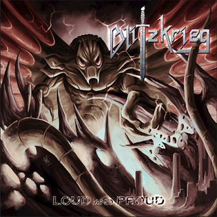 "BLITZKRIEG ""Loud and Proud"" Album Review"
