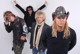 POISON among the first-ever inductees into theCentral Pennsylvania Music Hall Of Fame