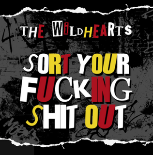 The Wildhearts release a brand new single, 'SYFSO'