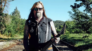 Former W.A.S.P. Guitarist CHRIS HOLMES Releases 'T.F.M.F.' Video