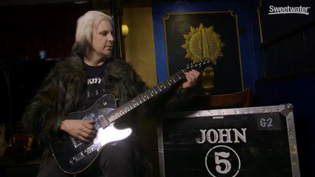 John 5 Guitar Lesson — Tuning and Bending Tips and Tricks via Streetwater