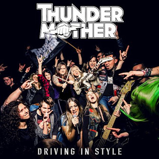 THUNDERMOTHER release their new single 'Driving In Style'