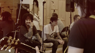 Official music video for Mötley Crüe 'The Dirt'