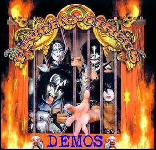 Kiss - Psycho Circus Demos