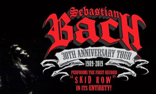 SEBASTIAN BACH To Perform SKID ROW's Debut Album On 30th-Anniversary Tour