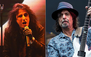 MOTÖRHEAD Guitarist PHIL CAMPBELL: Unleashes Lyric Video For 'Swing It'  Feat. ALICE COOPER