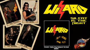 """Heaven and Hell Records to reissue WIZARD """"Silent Is The Night"""""""