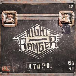 "Heavy hitting rock legends, Night Ranger are set to release their 12th studio album, ""ATBPO"""