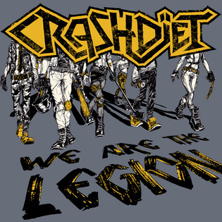 "Crashdiet Giving Away Free Download ""We Are The Legion"""