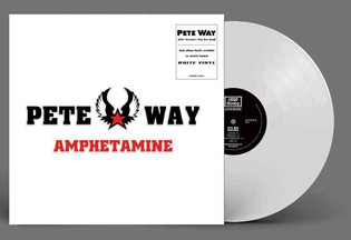 PETE WAY Release Limited White Vinyl Edition Of 'Amphetamine'