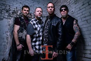 Bay Area Rockers EVOLUTION EDEN Interview