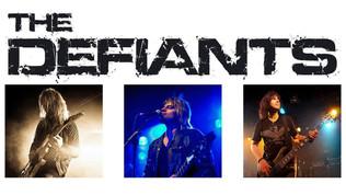 THE DEFIANTS feat. members of Danger Danger complete work on second album