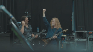 MEGADETH Post Tour Rehearsals Video 2020