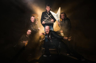 DIAMOND HEAD To Release New Album 'The Coffin Train'