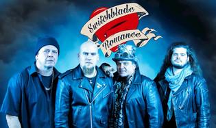 "Switchblade Romance Unleash  ""Old Gods' Return"" Album"