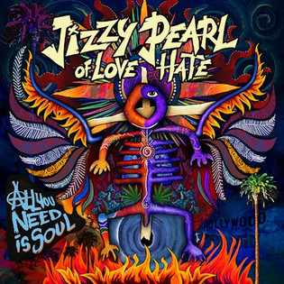 Jizzy Pearl 'All You Need Is Soul' Album Review