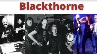 HARD ROCK SUPER GROUP, BLACKTHORNE: Reissues Sole Album onto Vinyl