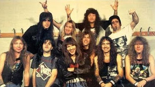 ANTHRAX Revisit 1990's Tour With Iron Maiden