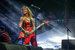 Lita Ford Among Inductees To Hall Of Heavy Metal History