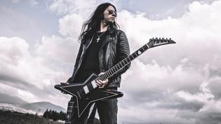 Gus G. - releases lyric video for 'Mr.Manson'