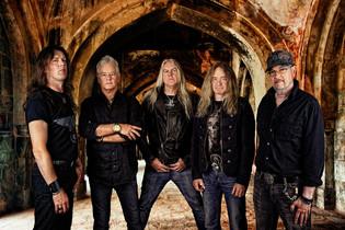 Saxon releases new video for 'Thunderbolt'