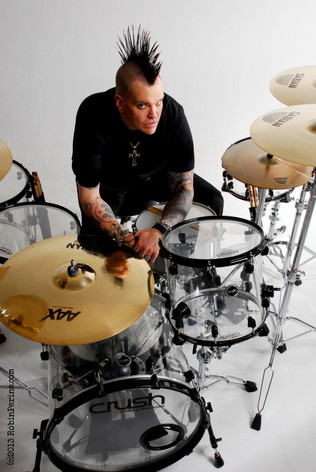 """BULLETBOYShave announced the addition of drummerAnthony """"Tiny"""" Biuso"""