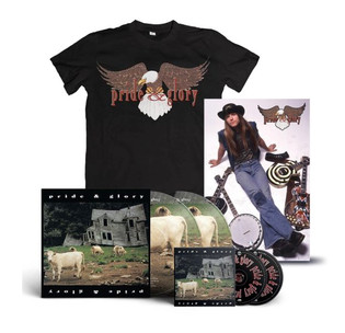 Zakk Wykde's PRIDE & GLORY Debut Album To Be Reissued With Bonus Tracks