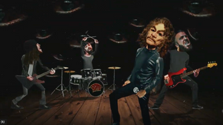 """BPMD feat. Bobby Blitz and Mike Portnoy release video for """"Toys In The Attic"""""""