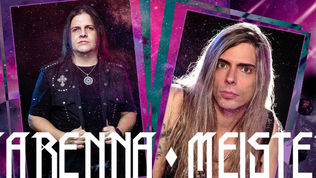 Marenna-Meister Releases debut album 'Out of Reach' bringing the energy of '80s Hard Roc