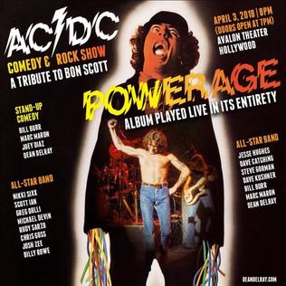 NIKKI SIXX, SCOTT IAN, RUDY SARZO To Perform AC/DC's Entire 'Powerage' Album At 'A T
