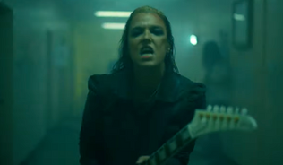 """HALESTORM releases new video """"Back From the Dead"""""""