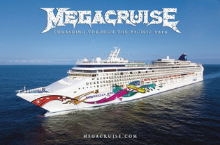 ANTHRAX, TESTAMENT, DORO, Others Confirmed For MEGADETH's First-Ever 'Megacruise'