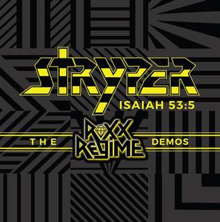 STRYPER To Release ROXX REGIME Demos On Vinyl