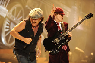 BRIAN JOHNSON confirms' he's recording new album with AC/DC