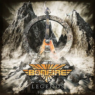BONFIRE stream cover of TOTO hit 'Africa' from upcoming covers album