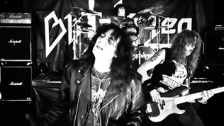 Blitzkrieg have released a video for 'Angels Or Demons'