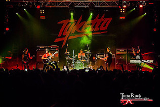 Tyketto to release live DVD