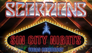 SCORPIONS Announce July 2020 'Sin City Nights' Las Vegas Residency With QUEENSRŸCHE