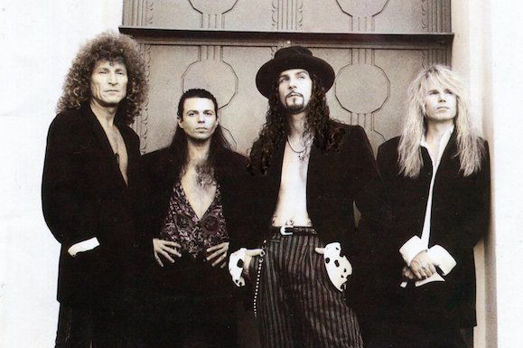 MANIC EDEN feat. Ron Young, Adrian Vandenberg, Tommy Aldridge & Rudy Sarzo to re-issue debut album