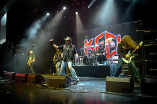 Legendary Vocalist RON KEEL of (Keel, Steeler, and The RKB) - Interview