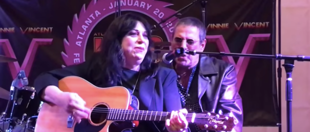 Robert Fleischman Is Up For A Vinnie Vincent Invasion