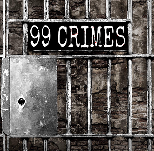 99 CRIMES to release their 'Self titled' debut full-length album on April 5th